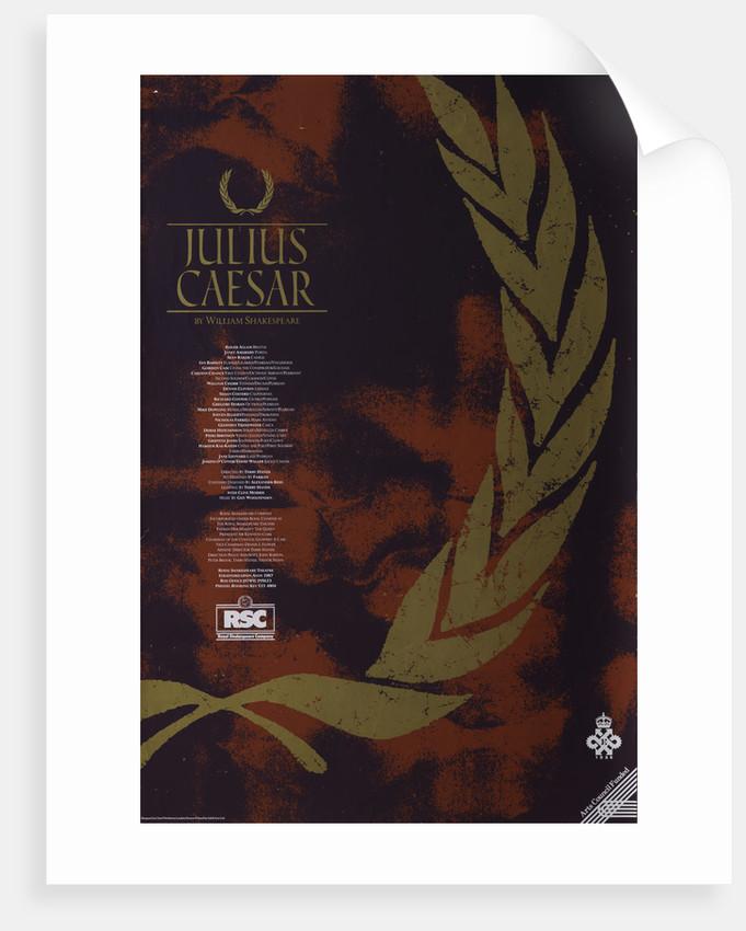 Julius Caesar, 1987 by Terry Hands
