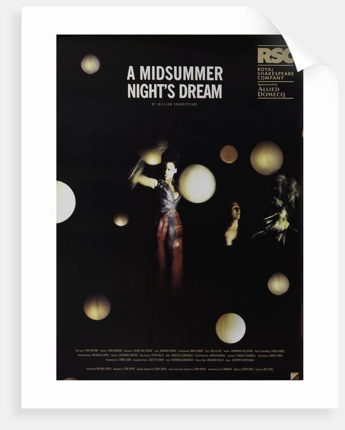 A Midsummer Night's Dream, 1999 by Michael Boyd