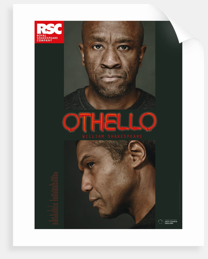 Othello, 2015 by Iqbal Khan