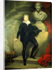 Master Betty as Hamlet by James Northcote