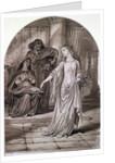 Ophelia by Sir Joseph Noel Paton