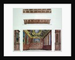 Set designs for The Doge's Palace, The Merchant of Venice by John O'Connor