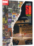 RSC 50th Birthday Season Poster, 2011 by Michael Boyd