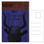 Troilus and Cressida, 1969 by John Barton