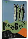 Travesties, 1974 by Peter Wood