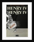Henry IV Part 1 and Part 2, 1980 by Bill Alexander