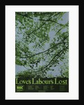 Love's Labours Lost, 1979 by John Barton