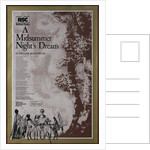 A Midsummer Night's Dream, 1982 by Ron Daniels