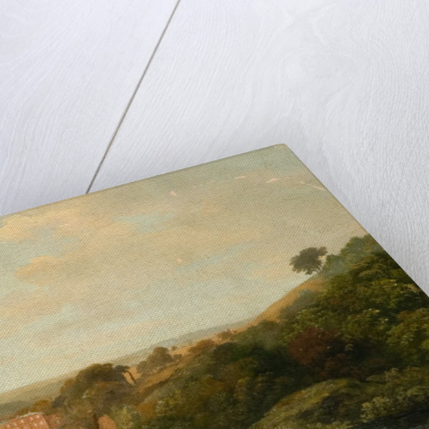 Etruria Hall by Henry Lark Pratt