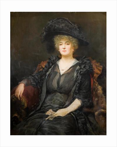 Florence Parker-Jervis by John Charlton