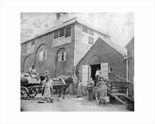 Great Haywood Brewery, 1870s by Anonymous