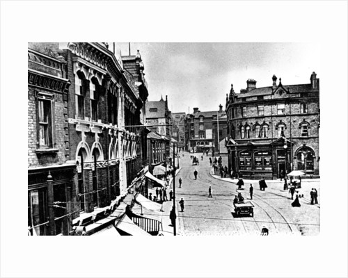 Picadilly, Hanley by Anonymous