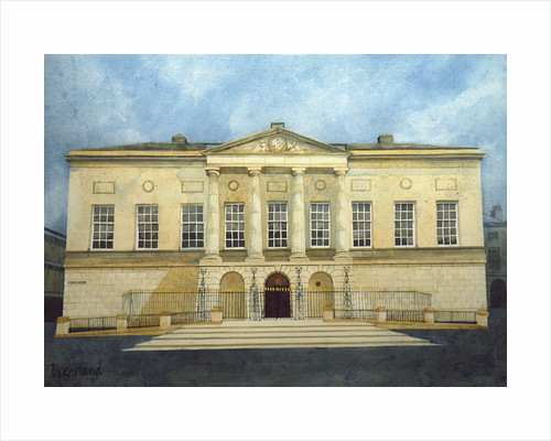 Shire Hall, Stafford by Catherine Brennand