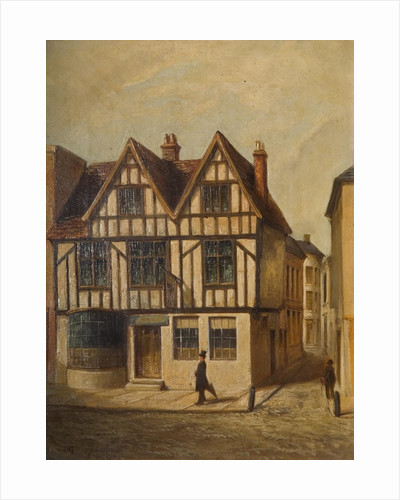 The Roebuck Inn by J. H. Bracewell