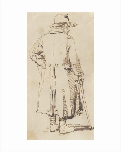 Irish Peasant by Thomas Peploe Wood