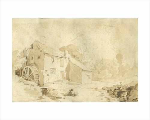 Biddulph Watermill by Thomas Peploe Wood