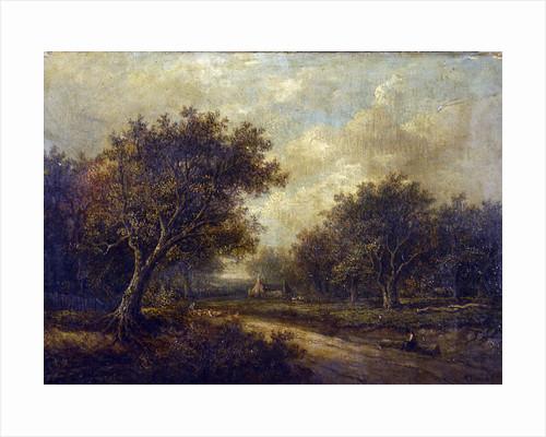 Road near Warwick by Joseph Thors