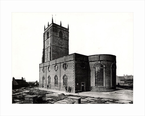 St Giles' Church by Anonymous