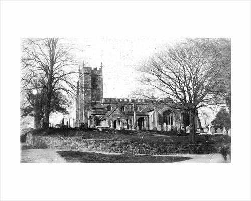 Madeley Parish Church by Anonymous