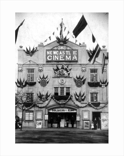 Newcastle Cinema by Anonymous