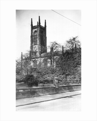 St George's Church, Newcastle-Under-Lyme by Anonymous