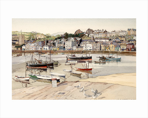 St. Ives by Reginald Haggar