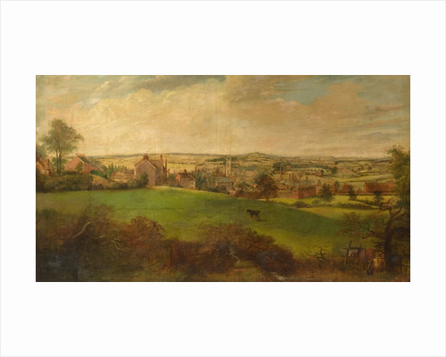 View of Stoke from Penkhull by Henry Lark Pratt