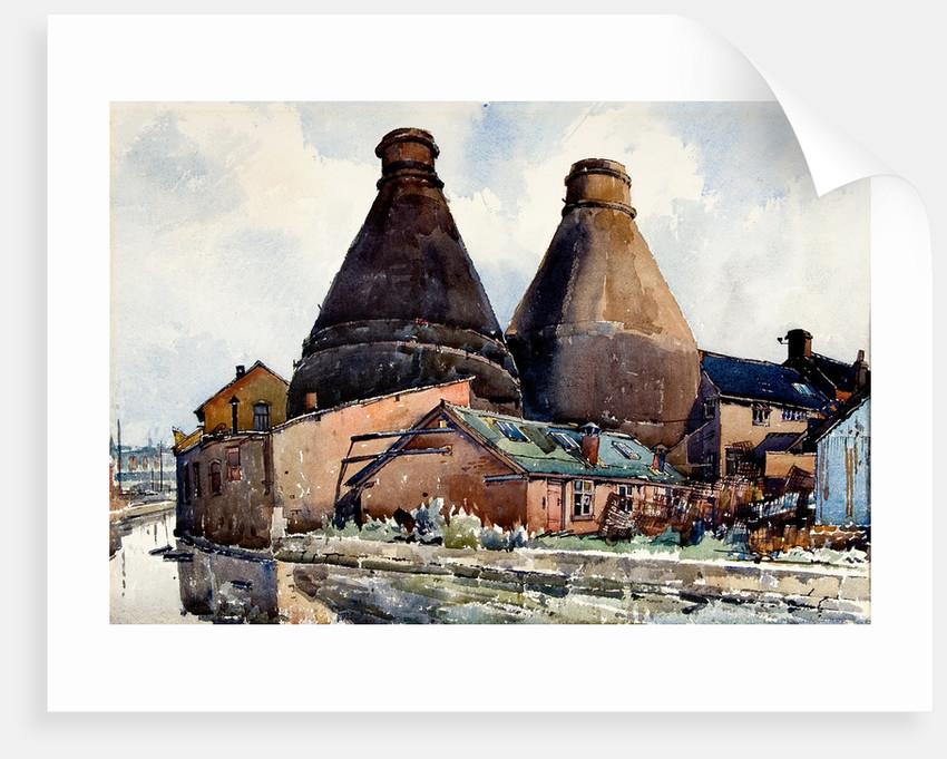 Price's Teapot Works by Reginald Haggar