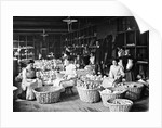 """Pottery Worker """"China Warehouse"""" by William Blake"""