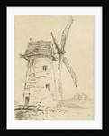 Colton Moor Windmill by Thomas Peploe Wood