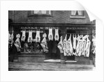Bank's Butchers by Anonymous