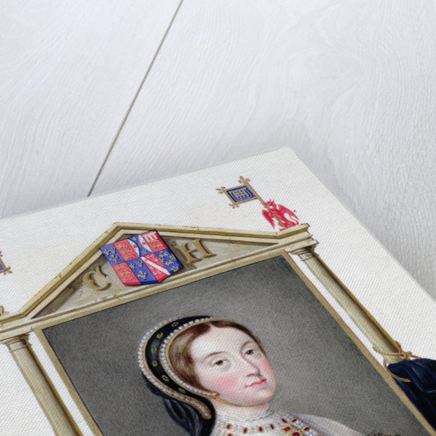 Catherine Howard, fifth wife and Queen of Henry VIII by Sarah