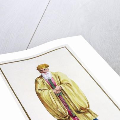 Confucius by Pierre Duflos