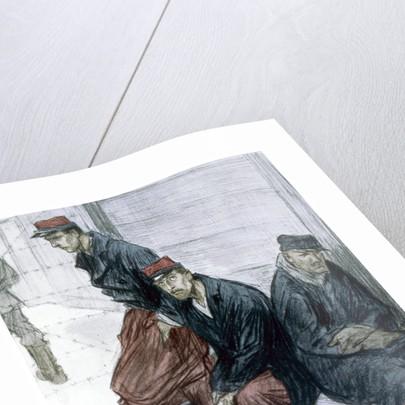 The Prisoners by Louis Raemaekers