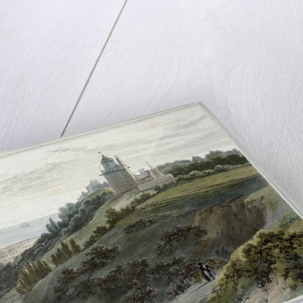 Lowestoft by William Daniell