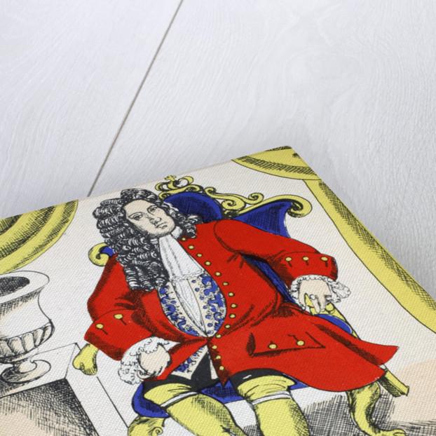 George I by Rosalind Thornycroft
