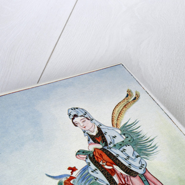 Hsi Wang Mu by Anonymous