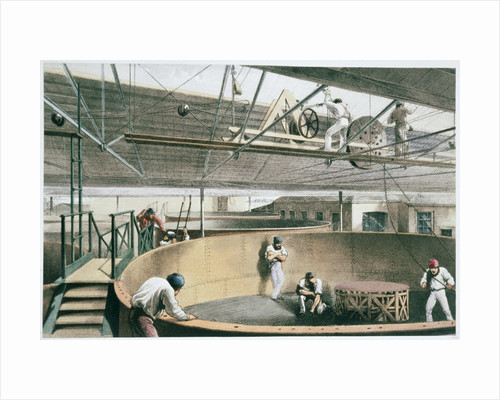 Manufacturing the transatlantic telegraph cable by Robert Dudley