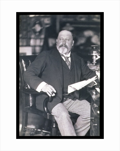 King Edward VII by W&D Downey