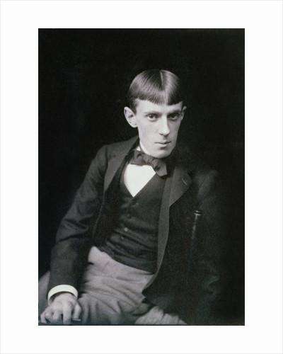Aubrey Beardsley, British artist by Frederick Hollyer