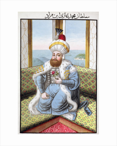 Mehmed II, Ottoman Emperor by Anonymous