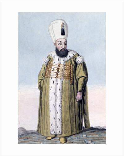 Murad III, Ottoman Emperor by John Young
