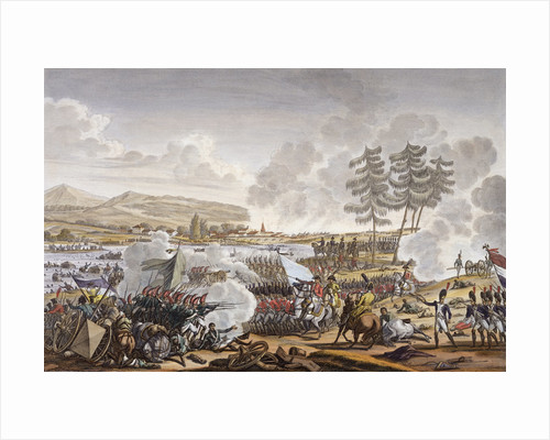 The Battle of Friedland by Francois Pigeot