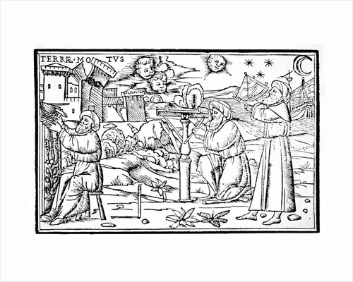 Arabian astrologers by Anonymous