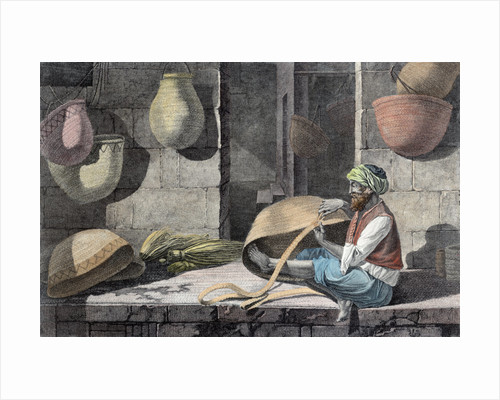 The Basket Maker by Anonymous