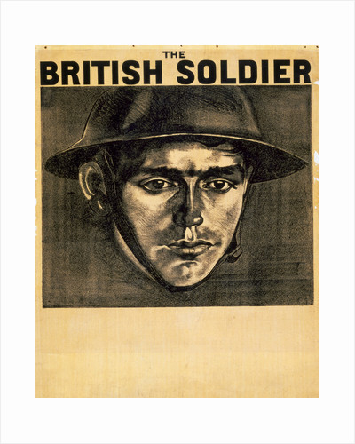 The British Soldier by Anonymous