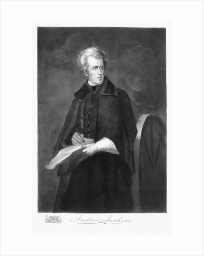 Andrew Jackson by Anonymous