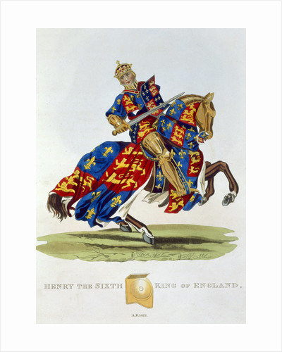 Henry VI by Anonymous