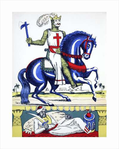 Richard I by Rosalind Thornycroft