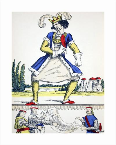 John I by Rosalind Thornycroft